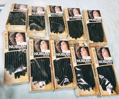 hair extensions 10 boxes