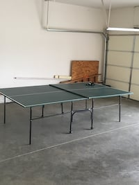 Table tennis table Johnston, 50131