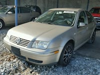 2004 Volkswagen Jetta Parting Out.  ATLANTA