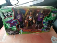 WWF Team Xtream 3pack Action Figures  Frederick, 21704