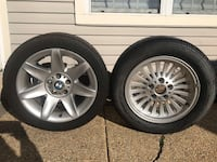 Tires with rims included 2 Montgomery Village, 20886