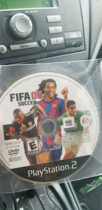 PS3 Fifa 15 game disc Chicago, 60632