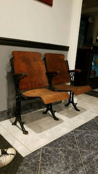 Antique Theater seating Newmarket, L3X 1P3