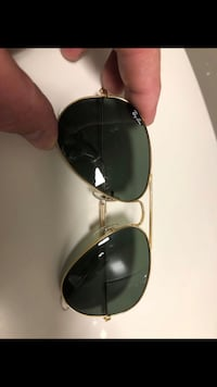 Ray ban Bausch and Lomb 1937 gold plated aviator Philadelphia, 19141