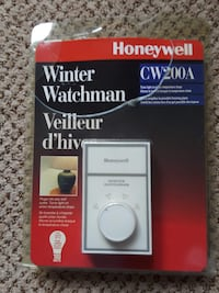 Winter Watchman Honeywell New, opened pacage Plymouth