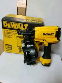 Dewalt 15°COIL ROOFING NAILER  Roswell, 30075