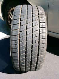 Low Profile Sport Tire P215/40R17 Verona, 07044
