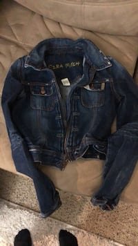 Ezra Fitch Jean jacket size 0 Lakewood, 80226