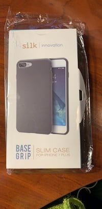 Black iphone 7 plus case  Evansville, 47715