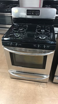 Kenmore Stainless Steel Gas Stove 47 km