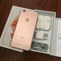 Iphone 6s gold rose , locked metropcs , new in box Ypsilanti, 48197
