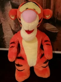 BIG LIKE A BABY  tiger toy ..to be enjoyed for chids. .grate cond Oshawa, L1K 0B9