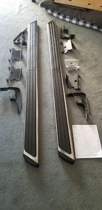 RUNNING BOARDS (Like New) For 2015 Chev Traverse LT SUV‼  $300/OBO!