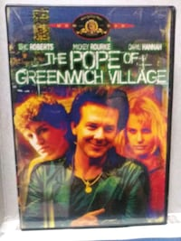 The Pope of Greenwich Village dvd Baltimore