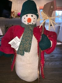 12 inch plush snowman Mc Lean, 22101