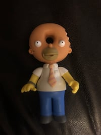Treehouse of horror Homer Simpson with donut head Minnetonka, 55305