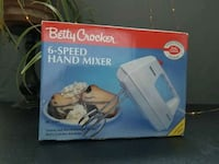 Betty Crocker Mixer Alexandria, 22302