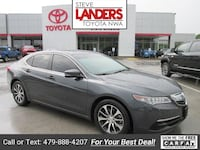 2015 Acura TLX 2.4L Rogers, 72758