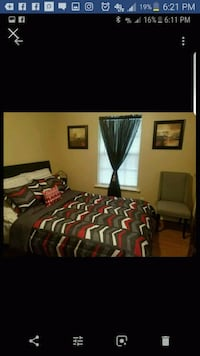 Bedding and Pictures