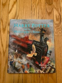 HARRY POTTER AND THE PHILOSOPHER'S STONE: ILLUSTRATED EDITION Toronto, M4N 2J9
