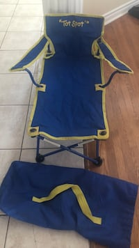 Toddler beach chair with cover  King City