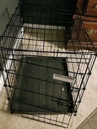 """Dog cage / kennel 2' deep, 1'9"""" tall and 1'6"""" wide Akron, 44312"""