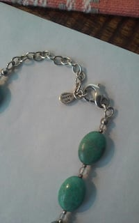 2 lovely new semi precious necklaces