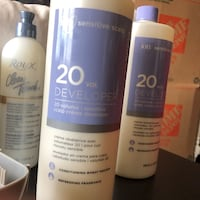 Ion hair products
