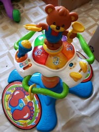 Dancing bounce and activity table