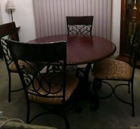 table and chairs Charlotte, 28208
