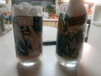 STAR WARS LIMITED EDITION 2 piece Collectors Glass New Port Richey, 34653