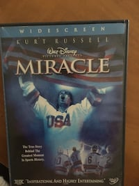 Dvd movie in memory of legendary Russia - US 1980 Olympic hockey game . Ocala, 34471