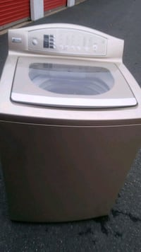 white top-load washing machine Germantown, 20876