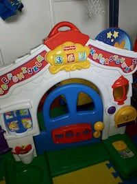 Fisher price toy play door/house Toronto, M9W