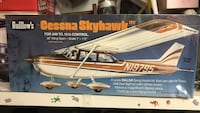 Guillow's Cessna Skyhawk model plane kit. Factory sealed. Box lid has crease in lower right as seen in picture   Toronto, M5P 3H3