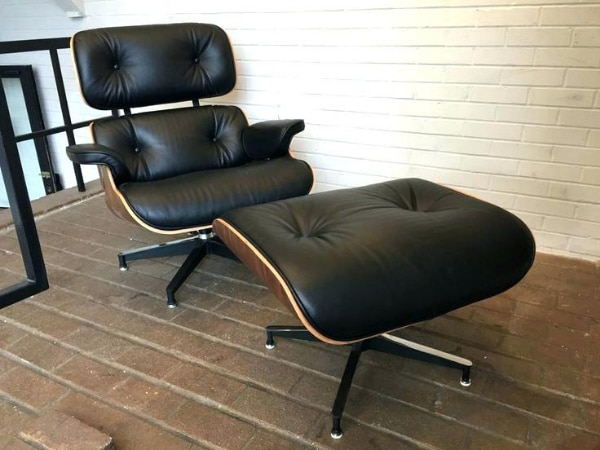 Astounding Eames Style Lounge Chair Ottoman Pdpeps Interior Chair Design Pdpepsorg