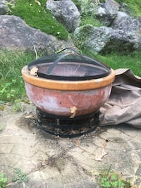 Clay Fire Pit Haverhill, 01832