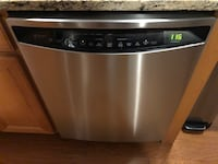 GE Profile Dishwasher 38 km