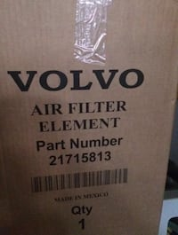 Volvo air filter element box Vaughan, L4L 9N3