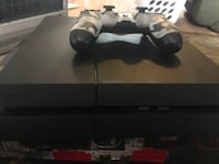 PlayStation 4 with 10 games  Anmoore