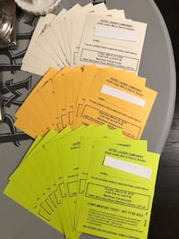 MACTICKETS FOR MAR 23, 24 & 25!