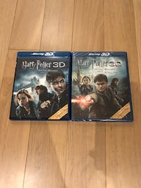 Harry Potter and the Deathly Hallows Part 1&2 Toronto, M4M 3A2