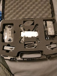 Dji spark fly more plus extras Taylor, 48180