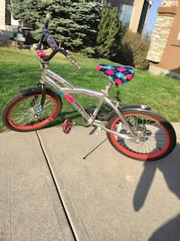 Monster High Bike Calgary, T3K