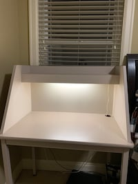 Desk With Built in Light