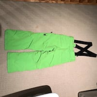 Spyder green snow pant Mississauga, L5M 2C9