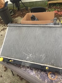 Radiator 03 g35 infinity  Norfolk, 23505