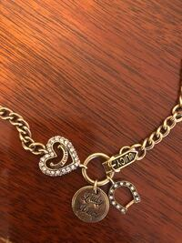 Juicy Couture Heart Necklace Teaneck, 07666
