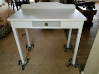 Refurbed  vanity with  chair  Suffolk, 23434