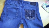 blue Miss Me denim bottoms Edmonton, T5A 1B9